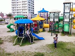 豊崎にじ公園 風景写真2