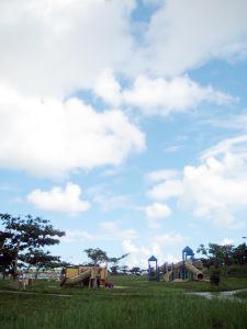 風景写真 しおさい公園