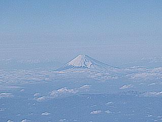 ジェットスター 富士山