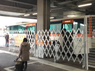 成田空港搭乗用バス
