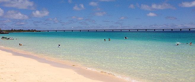 沖縄の9月